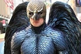 Kadr z filmu: Birdman