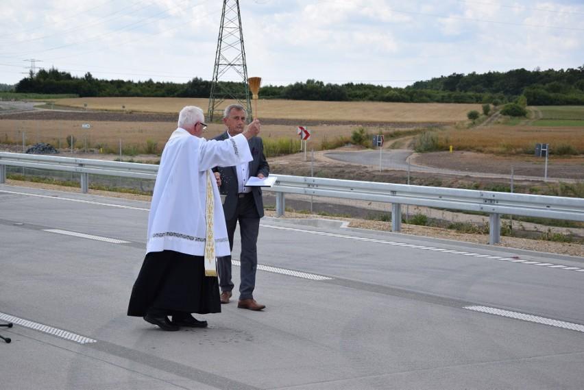 Autostradę uroczyście otwierano 2 sierpnia 2019 roku, a już...