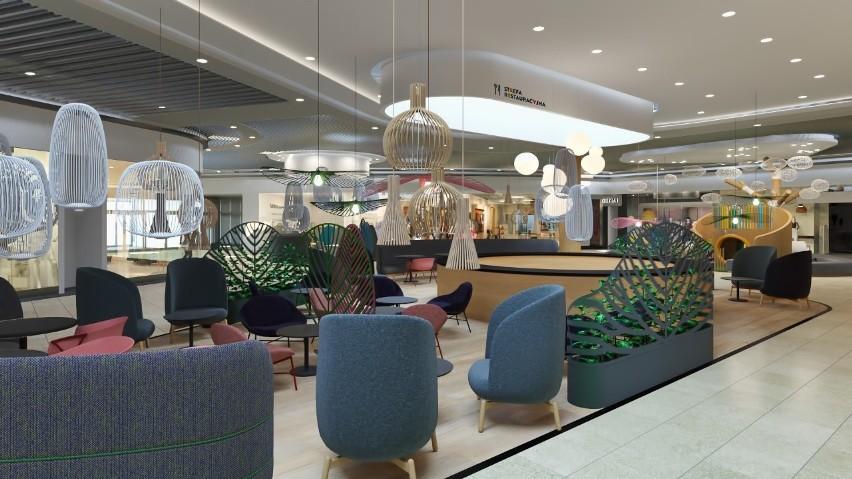 Centrum Handlowe Auchan Hetmańska w Białymstoku po remoncie będzie większe i nowocześniejsze
