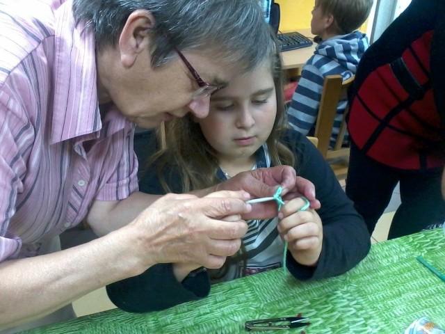 Młodzi mają szansę nauczyć się wiele od starszych