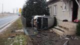 Samochody wjeżdżają im do domów! Mieszkańcy jednej z lubuskich wsi żyją w strachu. Co tam się dzieje?!