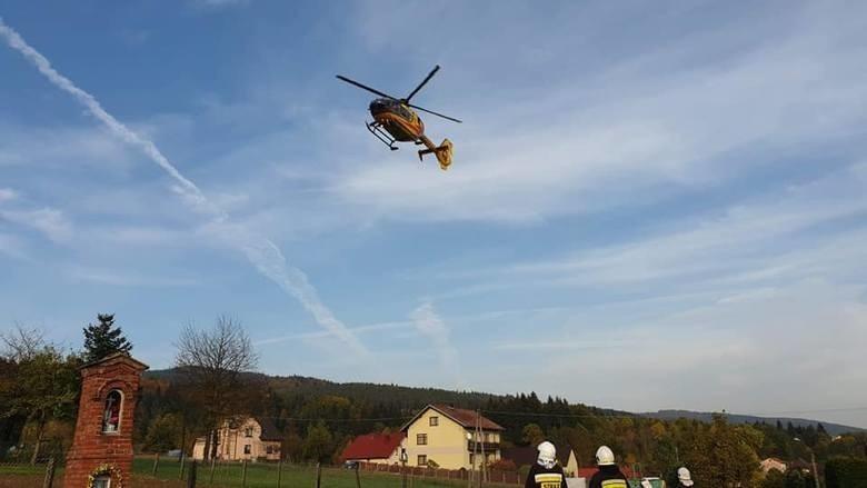 Śmiertelny wypadek w Gilowicach. Do tragedii doszło w...