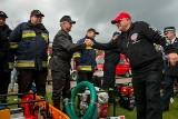 WOŚP przekazała sprzęt strażakom OSP. Pawlak: Ten dar uratuje niejedno życie i mienie