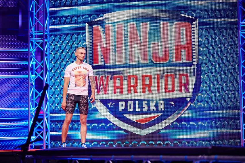Mateusz Karczmarski ze Skwierzyny na torze Ninja Warrior...