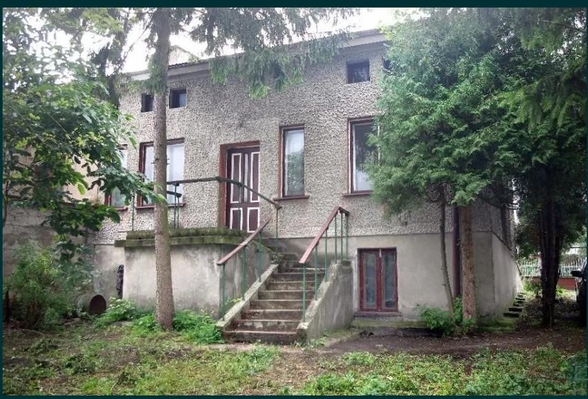 Dom 98 mkw. działka 748m w centrum Warty, ul. Garncarska,...