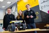 Łazik EV - Wozduch 1 uczniów białostockiego liceum wygrał 10 tys. zł. Ten ekologiczny pojazd bada zanieczyszczenie powietrza!