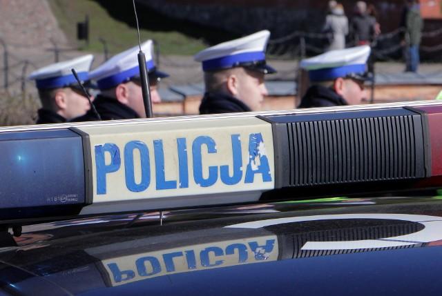 Policjanci zapewniają, że pracują nad ustaleniem włamywaczy, którzy dokonali skoku na pawilon przy ul. Parkowej w Grudziądzu