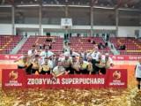 Red Dragons Pniewy znowu zaskoczyły. Smoki oszukały przeznaczenie i wygrały Superpuchar Polski!