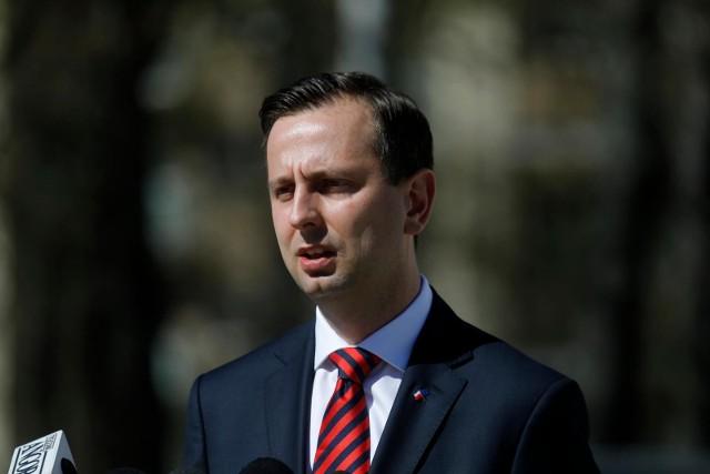 Władysław Kosiniak-Kamysz, prezes Polskiego Stronnictwa Ludowego i kandydat  na prezydenta RP