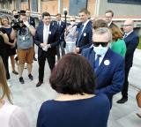 Wicepremier odwiedził Białystok i wizytował Muzeum Sybiru