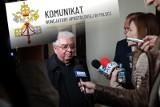 Papież Franciszek odwołał biskupa bydgoskiego Jana Tyrawę