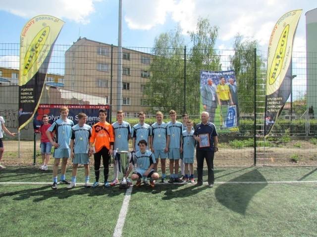 Liga Mistrzów Szkół Gimnazjalnych w piłce nożnej