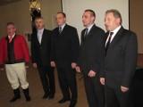 Uroczysta sesja rady powiatu 22 listopada