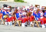 Grandioso na Fontannach. Fantastyczny koncert orkiestry w centrum miasta. Zobacz zdjęcia