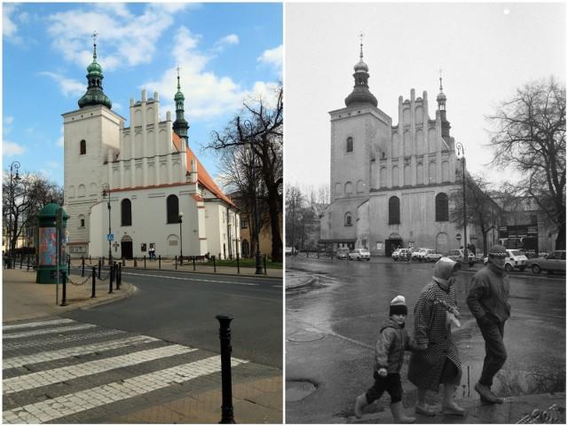 Kościół Wniebowzięcia Najświętszej Marii Panny Zwycięskiej przy ul. Narutowicza