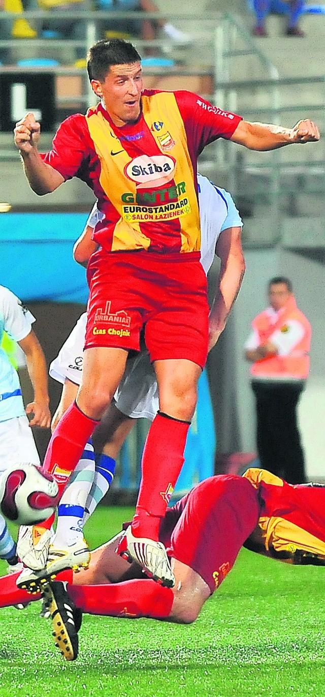 Piłkarze Chojniczanki zremisowali w Nowym Tomyślu z Polonią