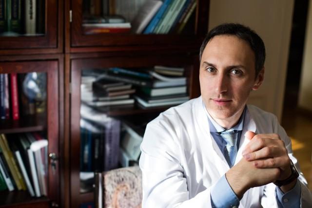 Dr n. med. Tomasz Wiatr