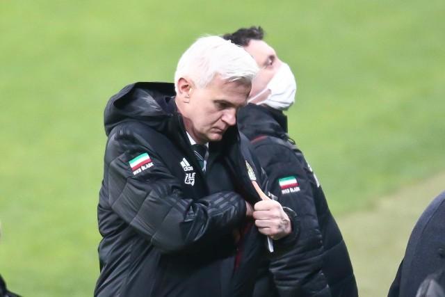 Ostatnio rywale Jagiellonii polubili zmienianie trenerów przed starciem z białostoczanami