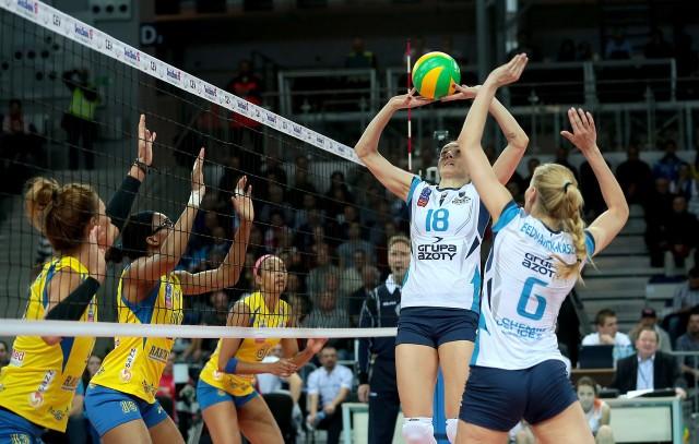 Rabita Baku pokonała Dynamo Kazań 3:2.
