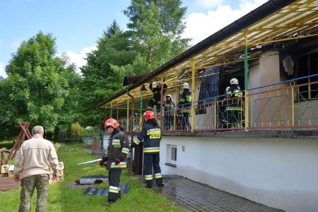 W Mielniku na miejscu spalonego przedszkola powstanie miejsce wypoczynkowe