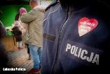 LUBUSKIE WOŚP 2020 Lubuska policja podsumowała 28. Finał Wielkiej Orkiestry Świątecznej Pomocy: było bezpiecznie [ZDJĘCIA]