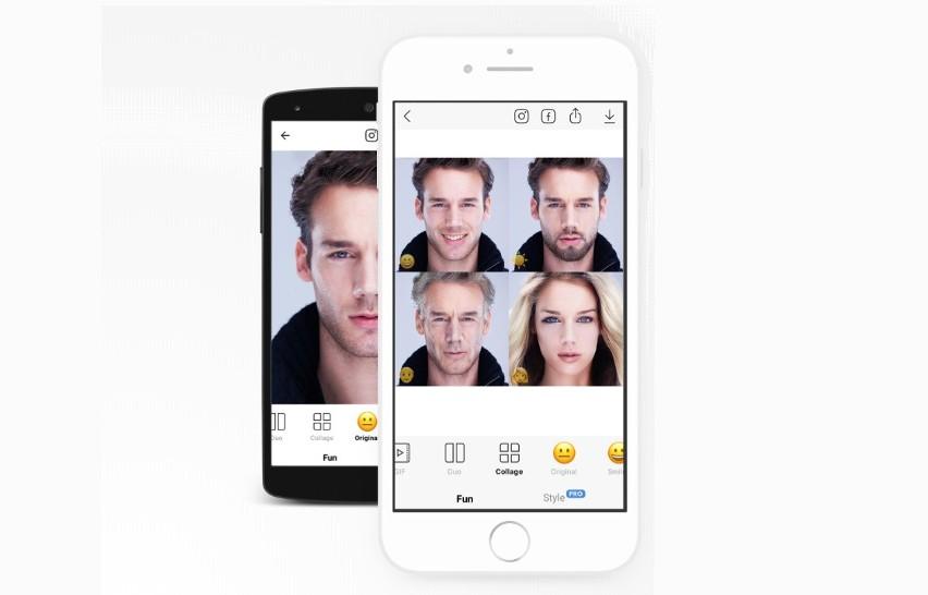 Postarzasz Zdjęcia W Faceapp Użytkownicy Boją Się że