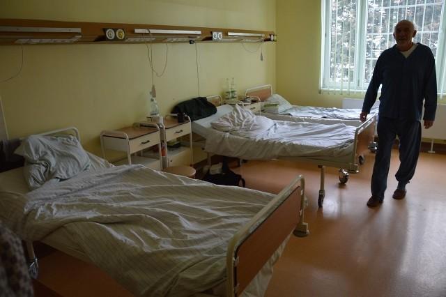 Szpital w Stalowej Woli – odwiedziny pacjentów wstrzymane do odwołania