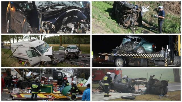 Na pomorskich drogach w 2015 roku doszło do 2664 wypadków drogowych