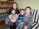 Rodzina Kotowskich w potrzasku. Nie mają ogrzewania