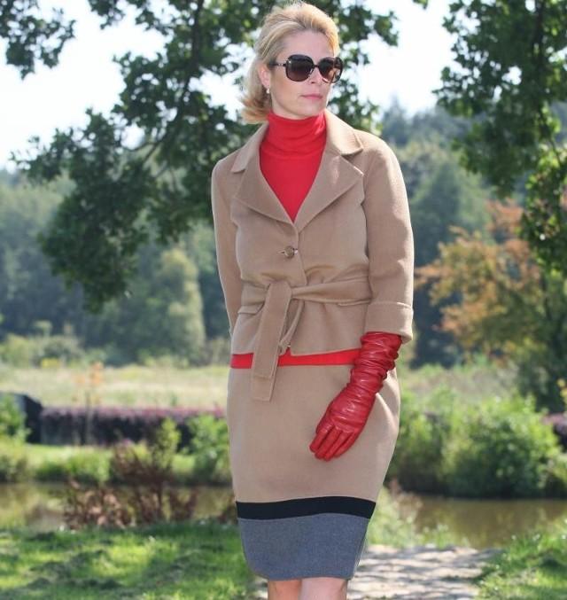 Włoski dom mody dla pań znany jest z doskonałej jakości i ponadczasowego wzornictwa. Fot. Dawid Łukasik