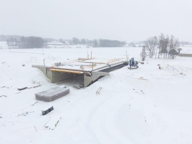 Budowa trasy S61 na odcinku od Wysokiego (woj.warmińsko-mazurskie) do Raczek (woj.podlaskie)