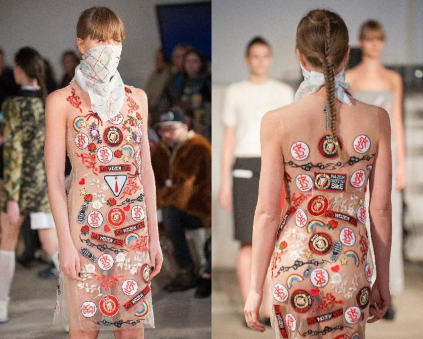 Zanim nadejdzie zima. Łódź na wybiegu Fashion Week Poland