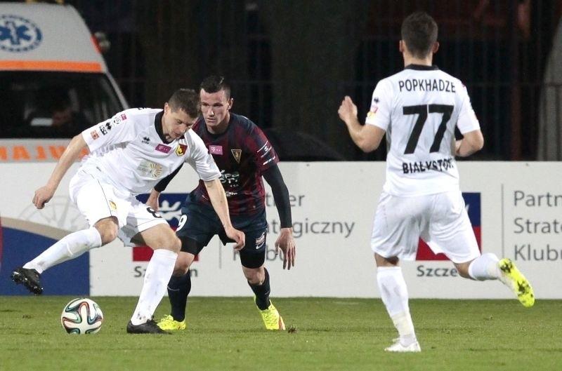 Pogoń Szczecin - Jagiellonia Białystok2:0