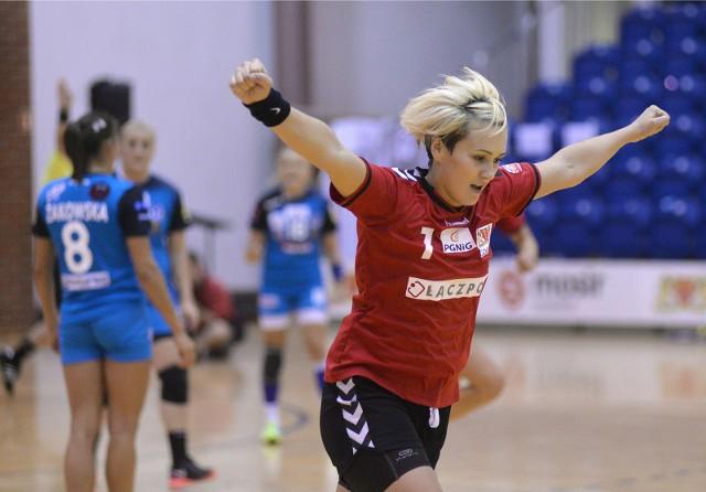 Marta Dąbrowska wraca do Kobierzyc po latach gry między innymi w barwach Łączpolu Gdańsk