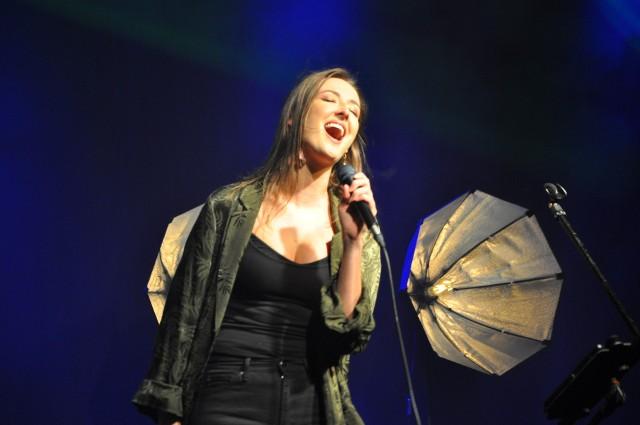Aga Twardowska zaśpiewała w Szubinie