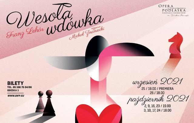"""Od dzisiaj (29 czerwca) można kupić bilety na kultową operetkę Franza Lehara """"Wesoła wdówka""""."""