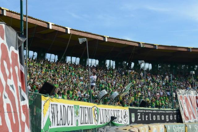 Kibice Falubazu na inaugurację sezonu 2017 w Zielonej Górze przygotowali specjalną oprawę, która obejmie cały stadion.