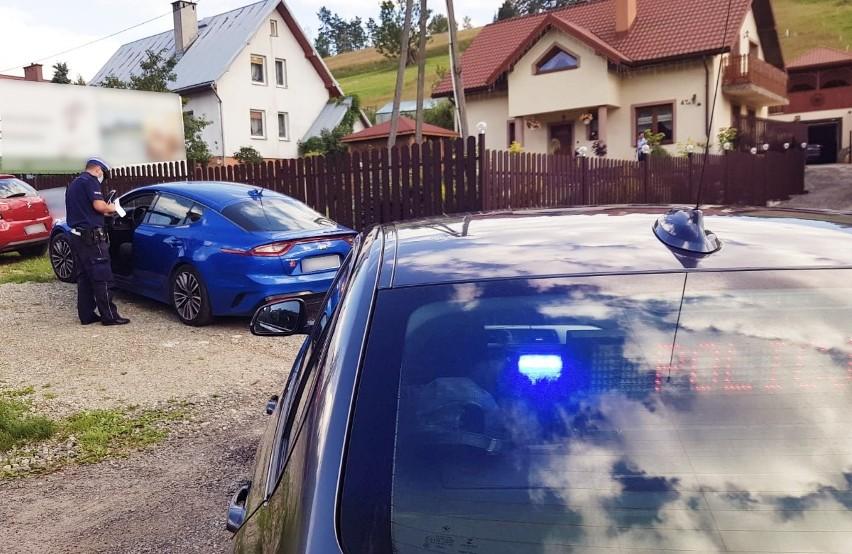 Policjanci z grupy SPEED zatrzymali łącznie 87 praw jazdy oraz 238 dowodów rejestracyjnych pojazdów