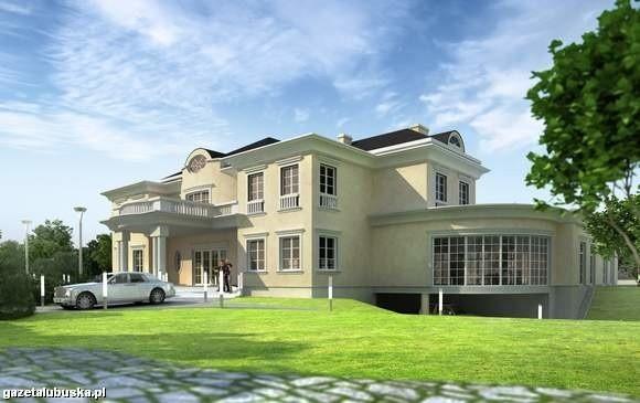 Ponad 500 metrów kwadratowych powierzchni użytkowej, tarasy, podjazdy - to będą rezydencje, nie zwykłe domy