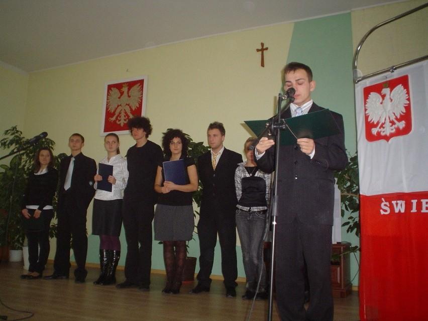 Akademia w sulechowskim LO