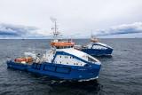 Specjalistyczne statki zbudowane w Remontowa Shipbuilding z prestiżowym tytułem