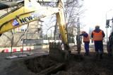 Wrocław: Dwie awarie wodociągowe. Nie ma wody na południu miasta