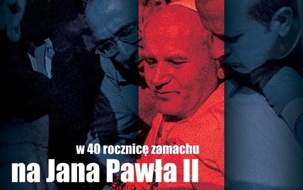 40 lat temu na Placu świętego Piotra w Rzymie doszło do zamachu na papieża Jana Pawła II.