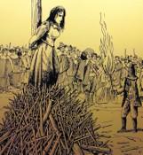 """355 lat temu w Zielonej Górze spalono ostatni raz """"czarownicę"""""""