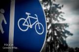 Zderzenie rowerzystów w Gorzowie. Jeden z nich trafił do szpitala z poważnymi obrażeniami