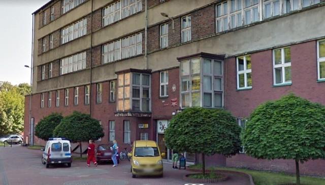 Studenci zostali poparzeni podczas zajęć na uczelni