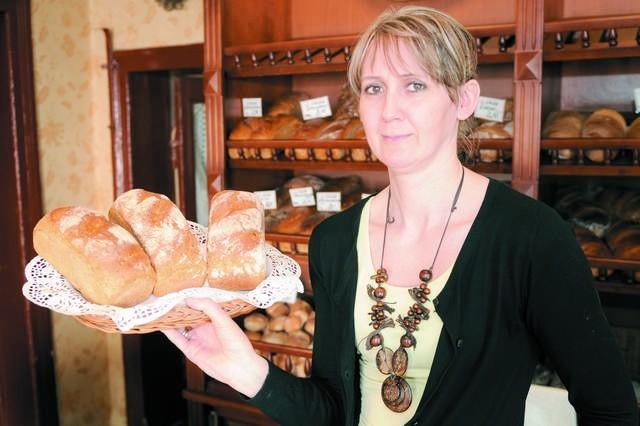 Marzena Mrozik, właścicielka piekarni Murmiłło: - Nasz chleb jest prawdziwy i pieczony z pasją