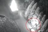 Będzin: podpalił samochód i siebie. Zdarzenie nagrał monitoring. Cud, że przeżył WIDEO + ZDJĘCIA
