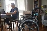 Zielona Góra. Marek czekał rok na dofinansowanie protezy. I się nie doczekał. Zabrakło eksperta!