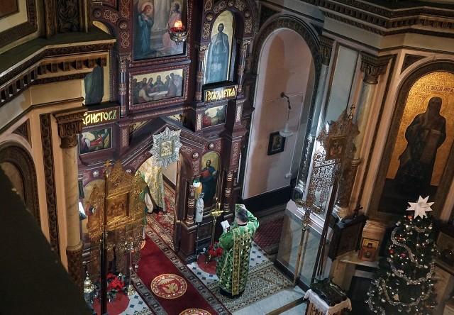 Cerkiew przy Kilińskiego w Łodzi. Zobacz też inne kościoły od środka  TUTAJ